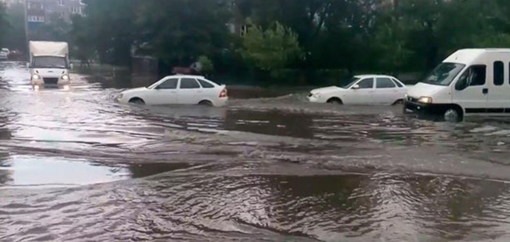 Ставропольский край наводнение