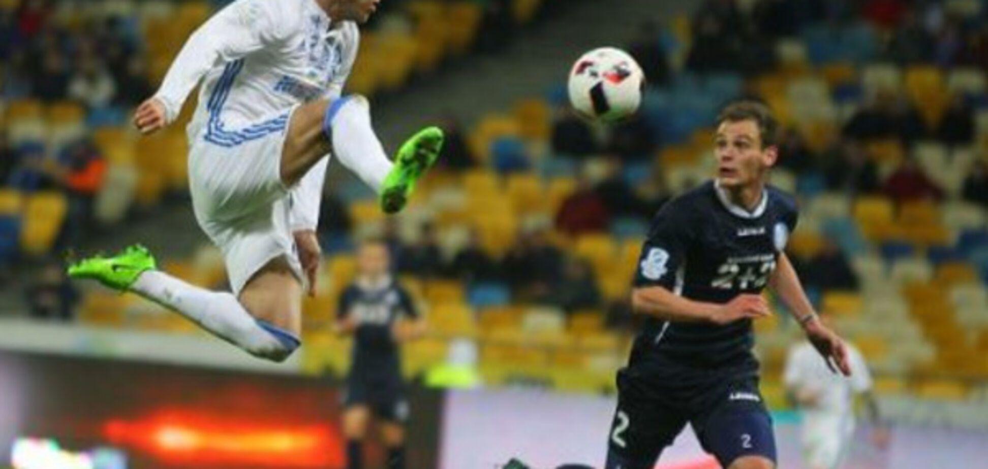 Ярмоленко побил исторический рекорд чемпионата Украины