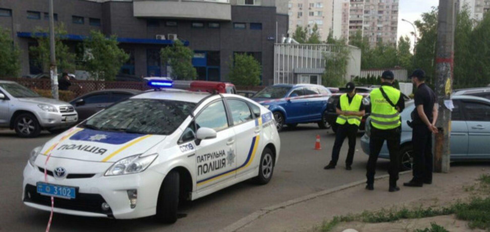Расстрел в Киеве