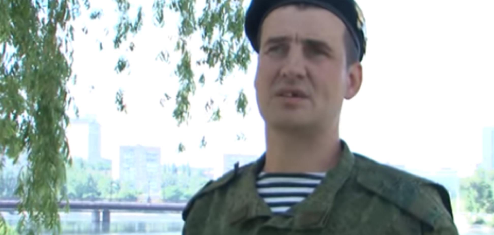 Терорист 'ДНР' розповів, як бійці АТО 'закопували живцем' строковиків ЗСУ