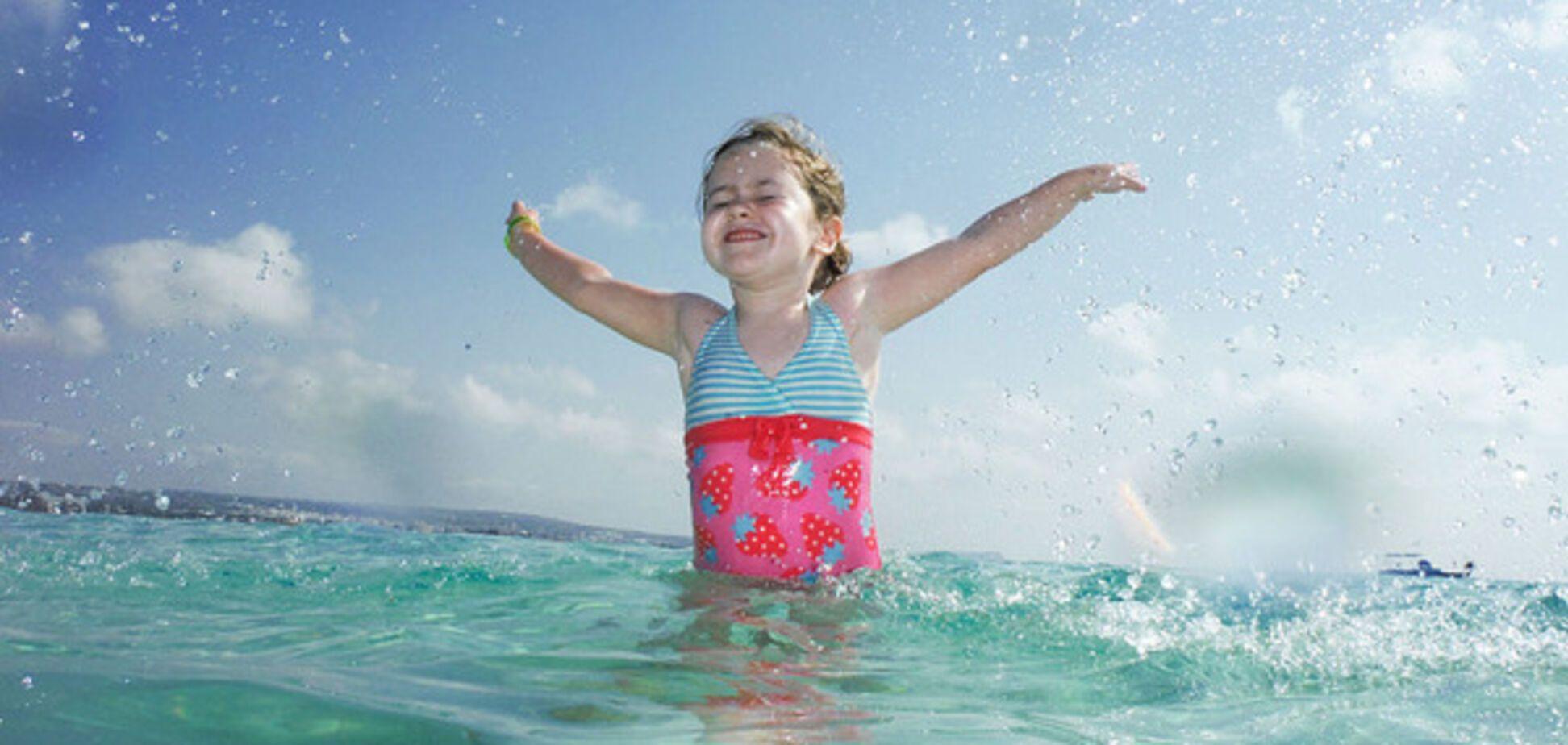 Названі три найосновніші небезпеки літа для дитячого здоров'я