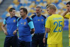 Рауль збірна України