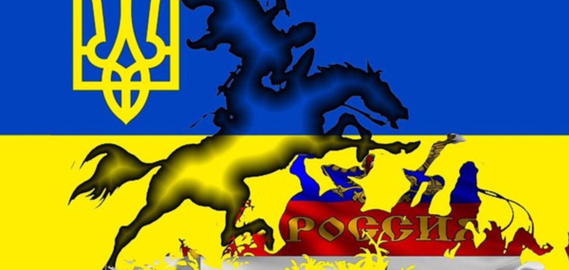 Наступление России и революции в Украине