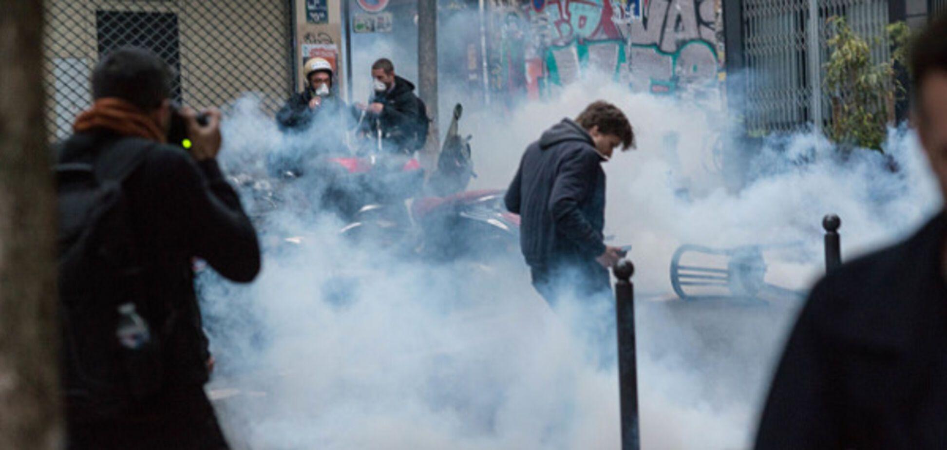У Парижі затримали понад 140 учасників протесту
