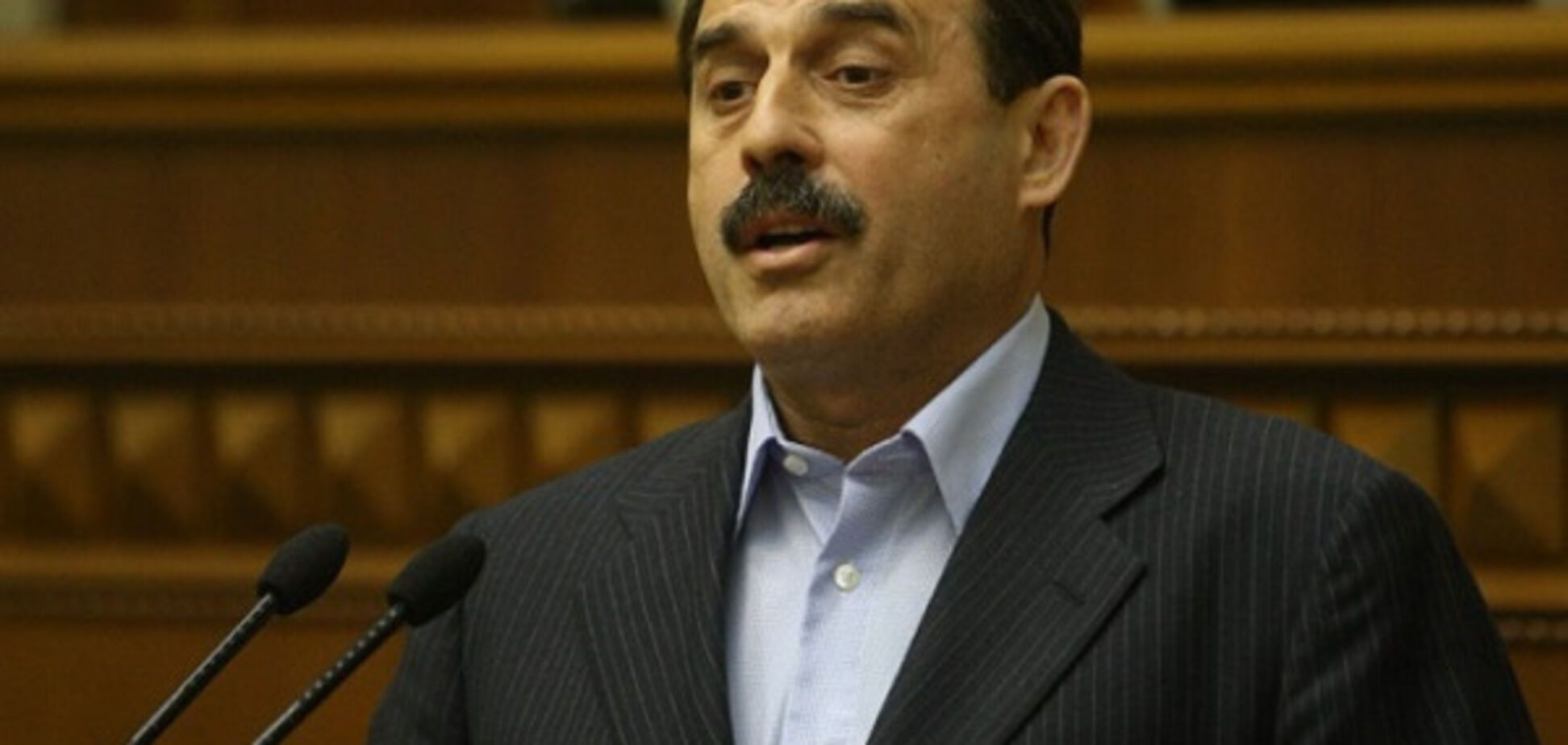 Киссе потребовал от СБУ разобраться с 'фейковыми митингами' против болгар