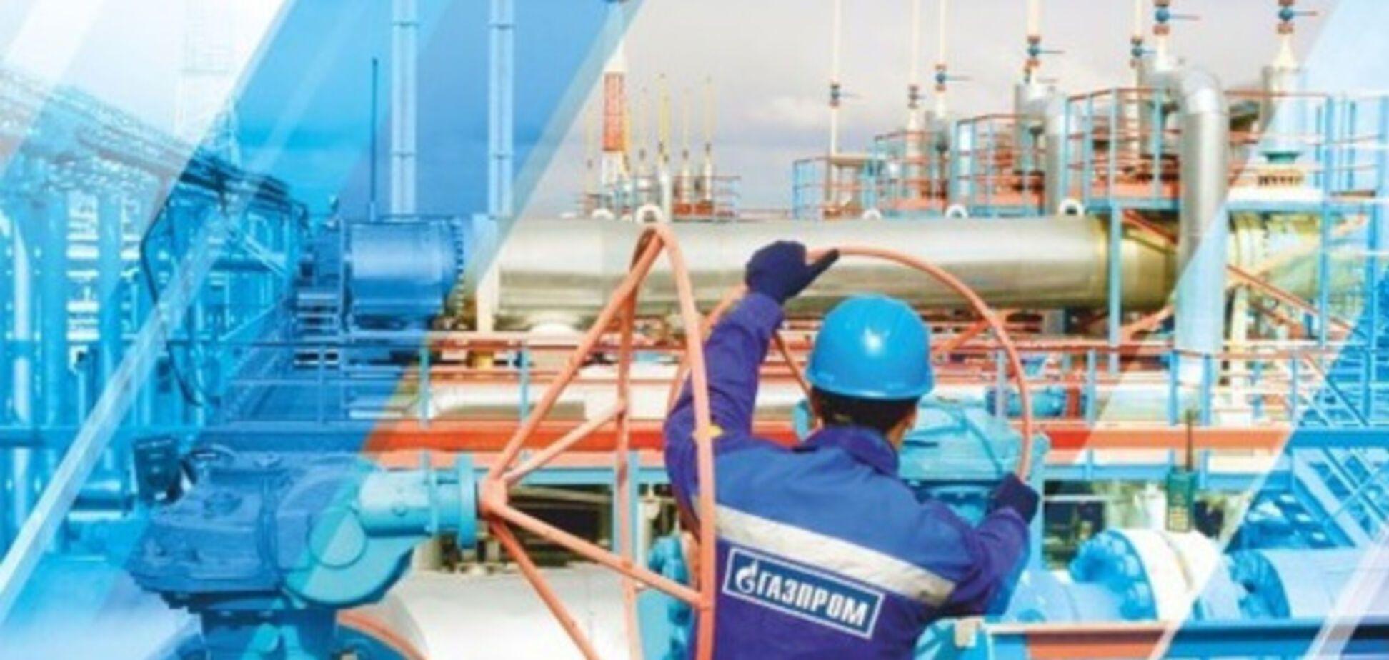 Как США поставили раком 'Газпром'