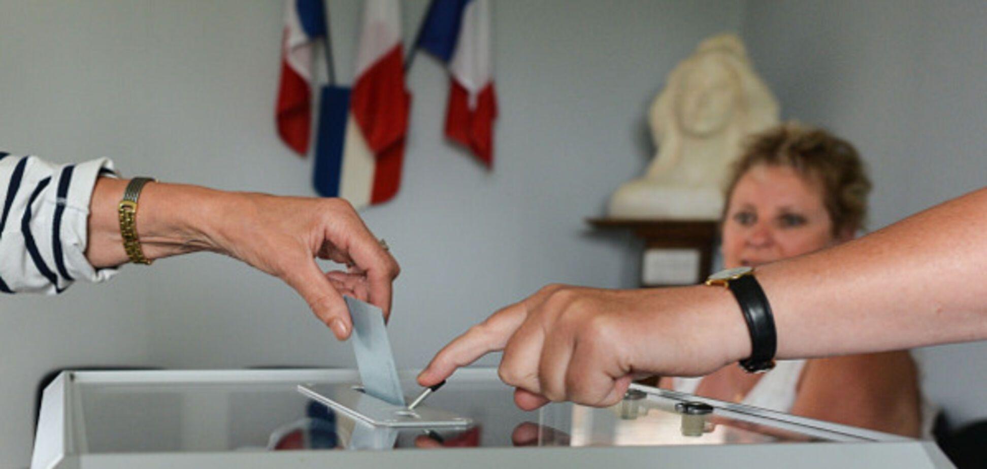 Парламентские выборы во Франции: опубликованы предварительные итоги
