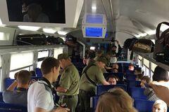 Безвізовий поїзд з України в Польщу