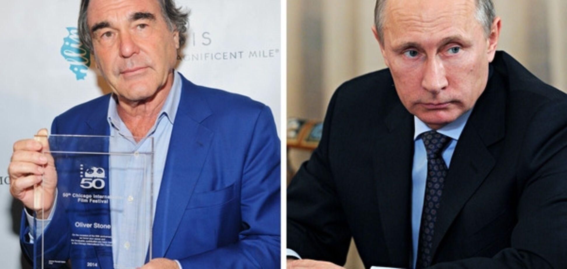 Чому Стоун закохався в Путіна: з'явилися цікаві пояснення