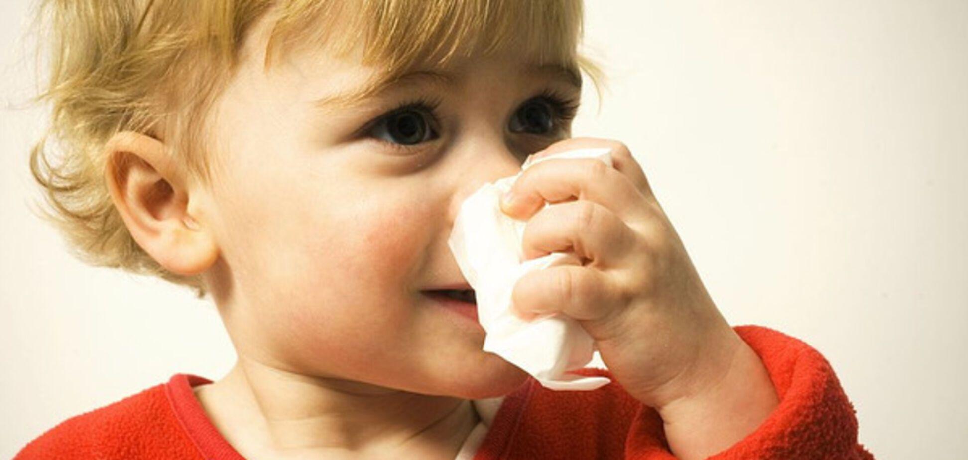 Детская аллергия: как оградить и уберечь малыша от заболевания