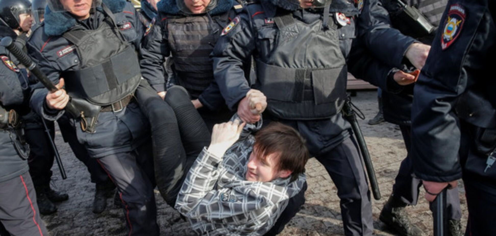 протест москва