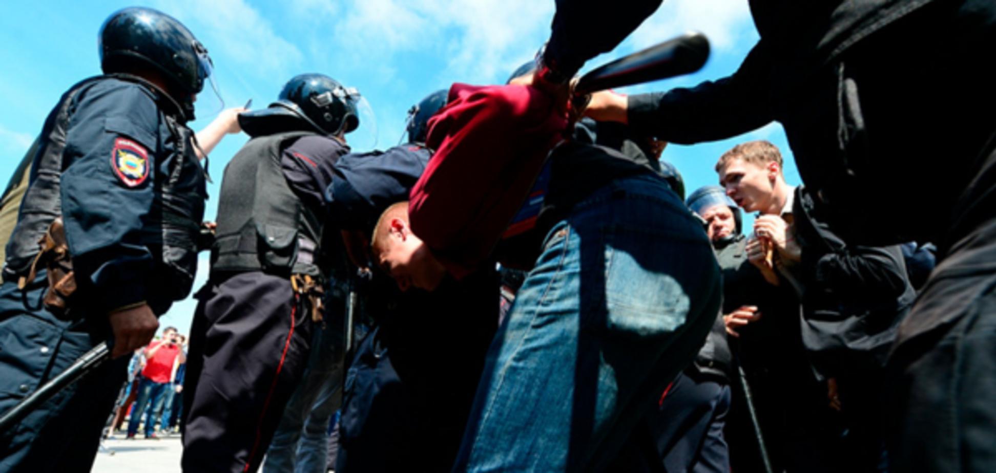 'Майдан' в День России: хроника протестов, фото и видео
