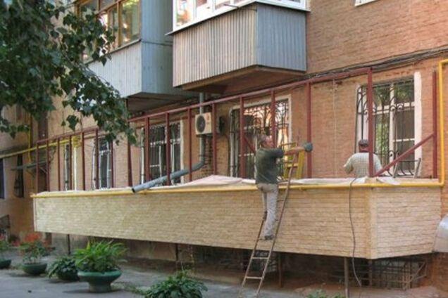 Як отримати дозвіл на будівництво балкона.