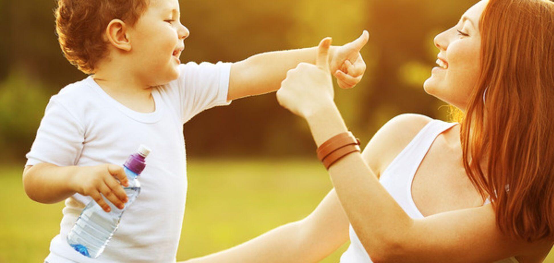 Хвалити дитину потрібно правильно: кілька підказок для батьків