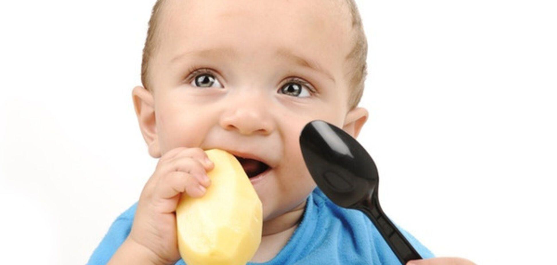 Молодая картошка в детском меню: что нужно знать родителям