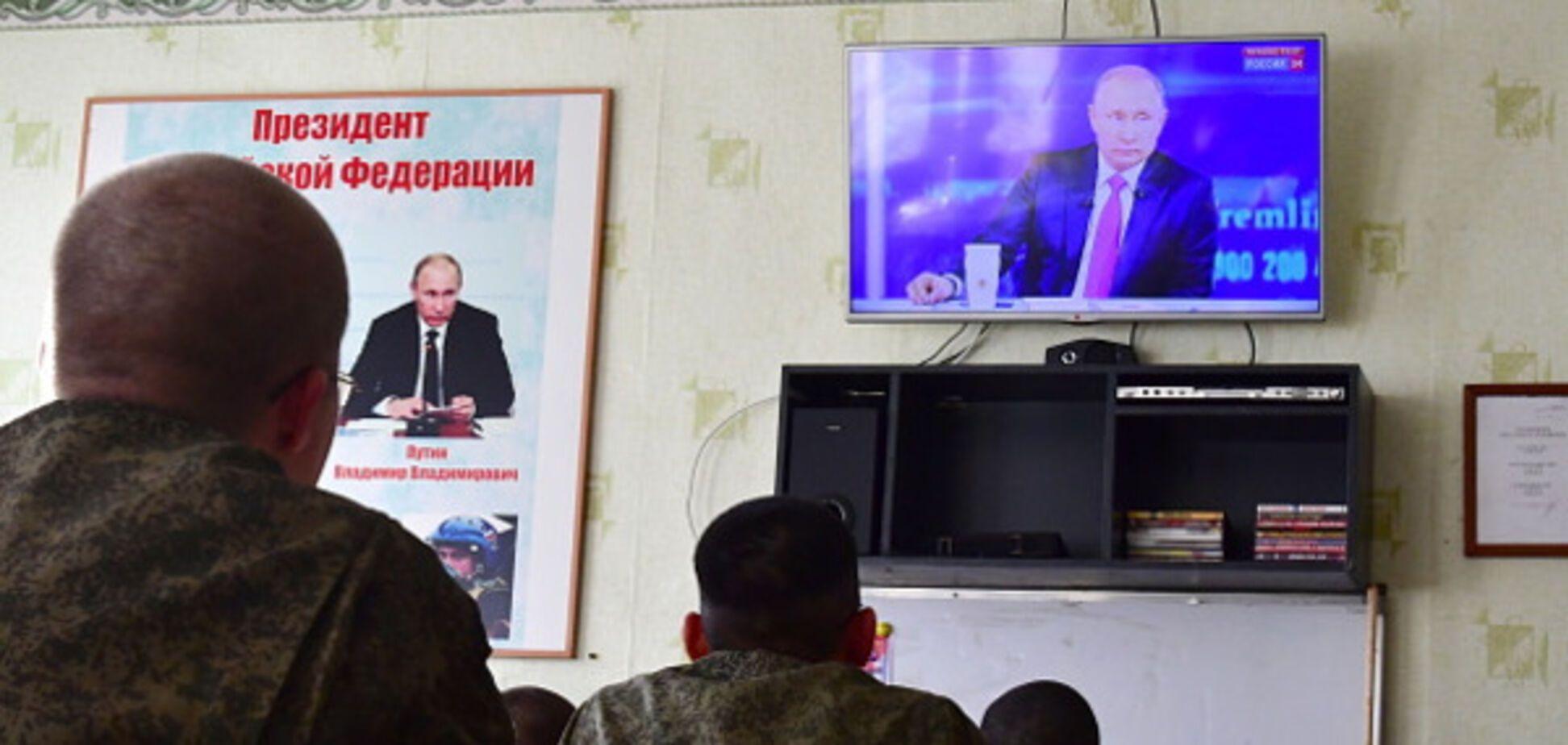Прямая линия Путина: о чем говорил лидер РФ и как намеками отвечал Порошенко