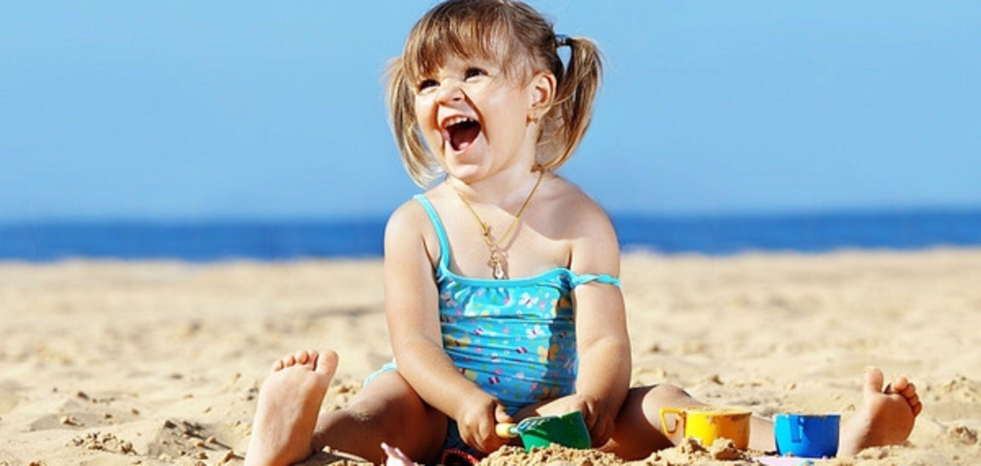 На пляж с ребенком: важные советы родителям