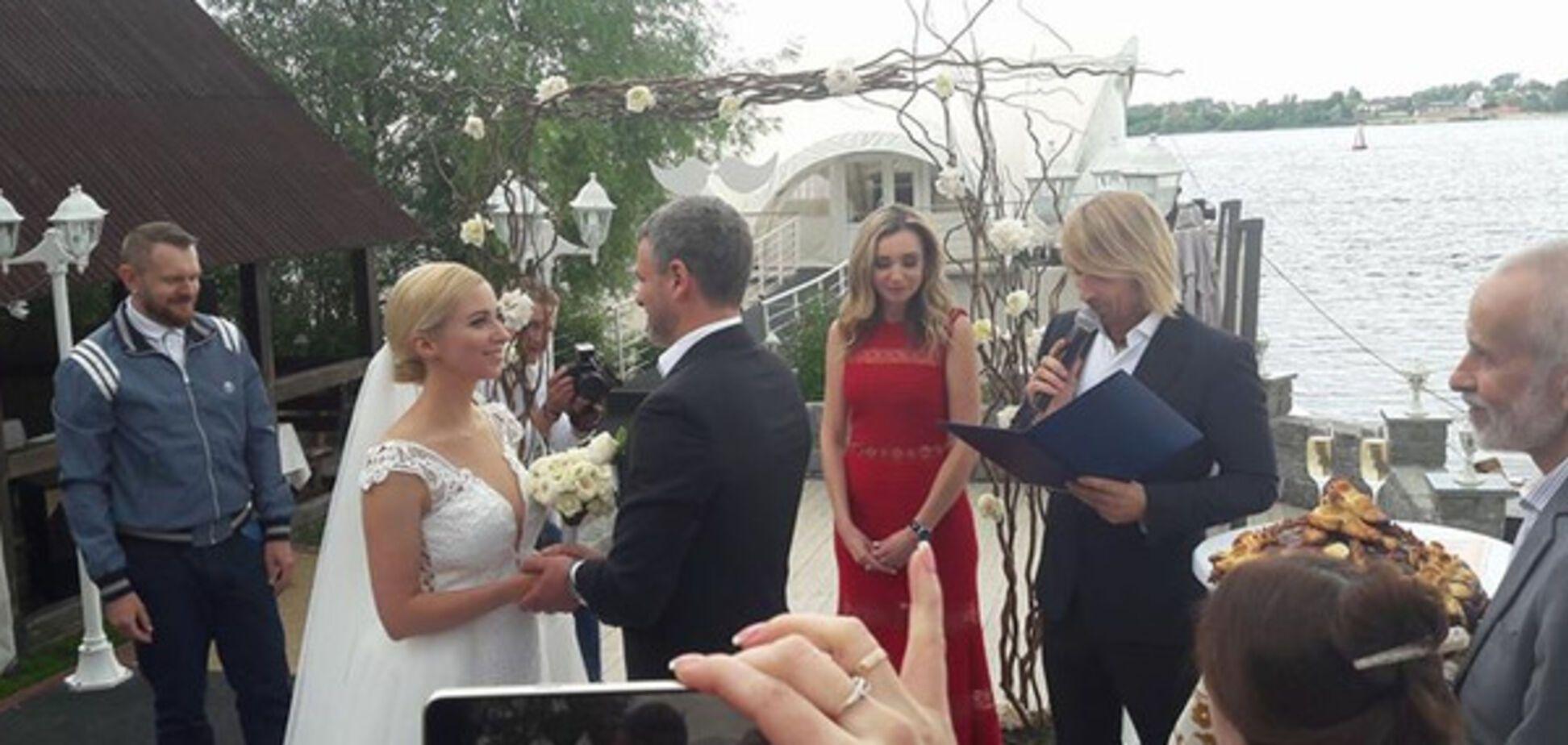 Наконец-то: Тоня Матвиенко и Арсен Мирзоян стали мужем и женой