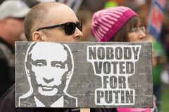 Путін Вибори