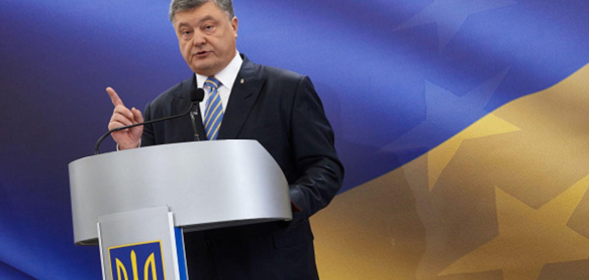 Порошенко поставив крапку в законі Савченко