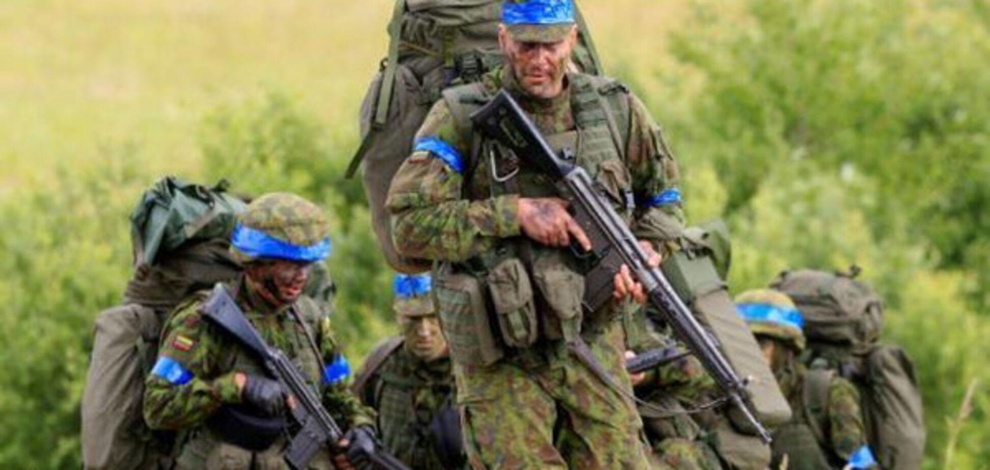 Прибалтика к нападению России готова