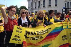'Купка людей без прав і свобод': у 'Правому секторі' різко висловилися про 'Київпрайд'