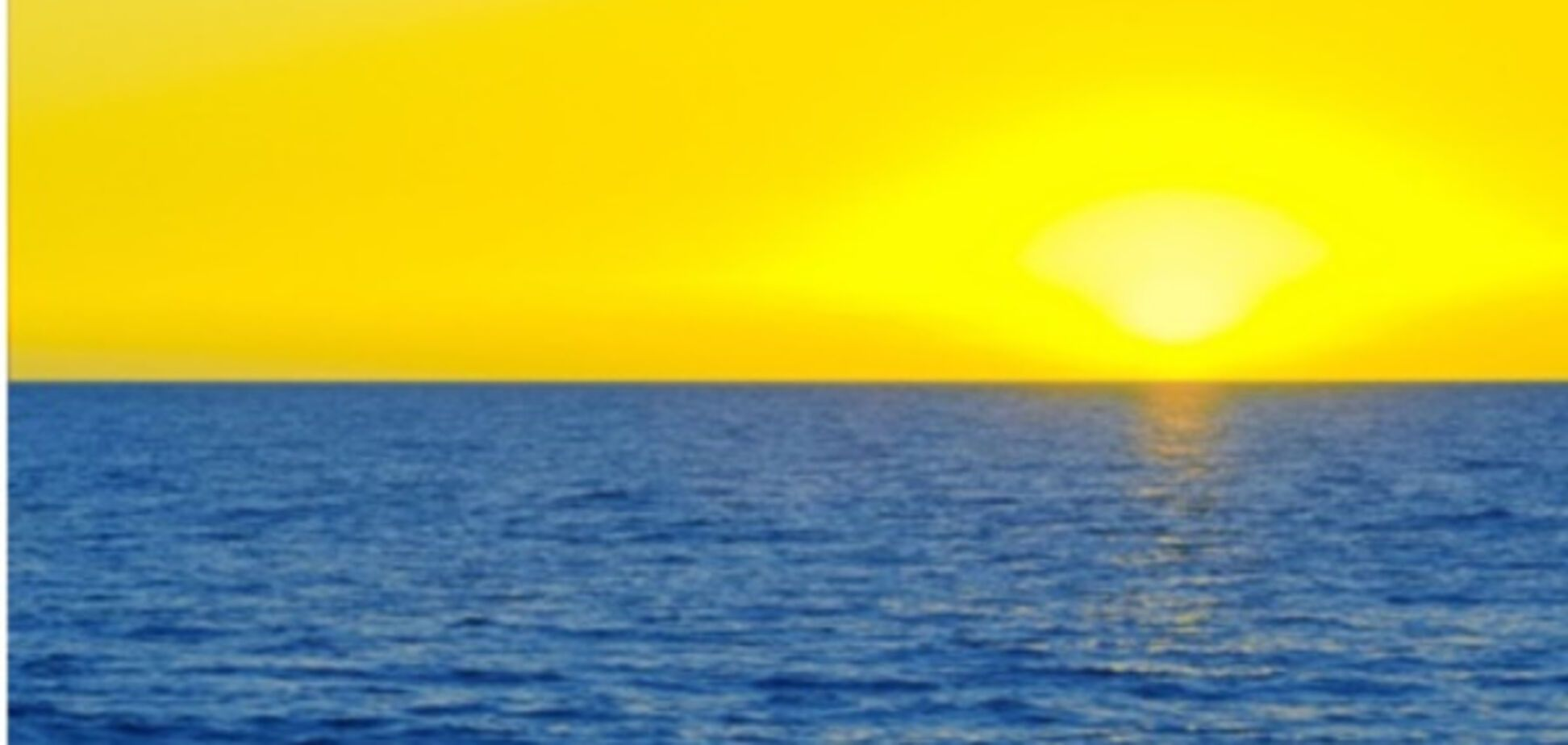 Фатальні паралелі: синьо-жовтий – наш справжній прапор чи перевернутий? Україна – це морська держава чи аграрна?