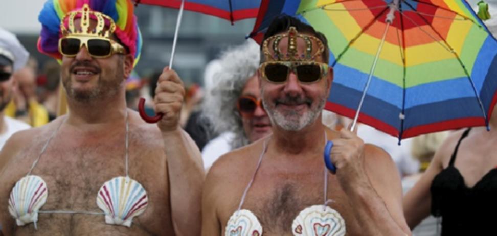 гомосексуальність, ЛГБТ
