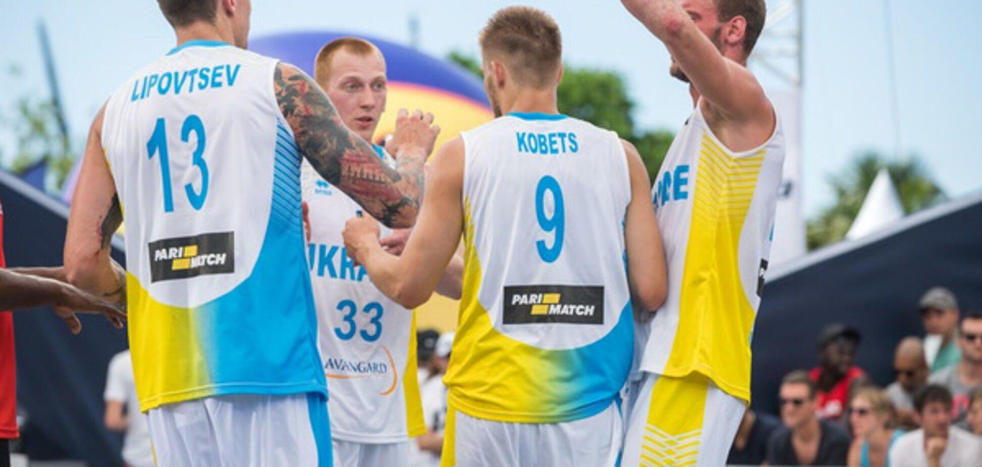 Україна феєрично стартувала на Кубку світу з баскетболу 3х3