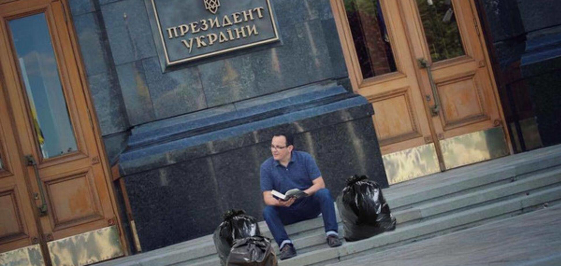 'Савченко номер два?' Соцсети взбудоражила голодовка известного нардепа