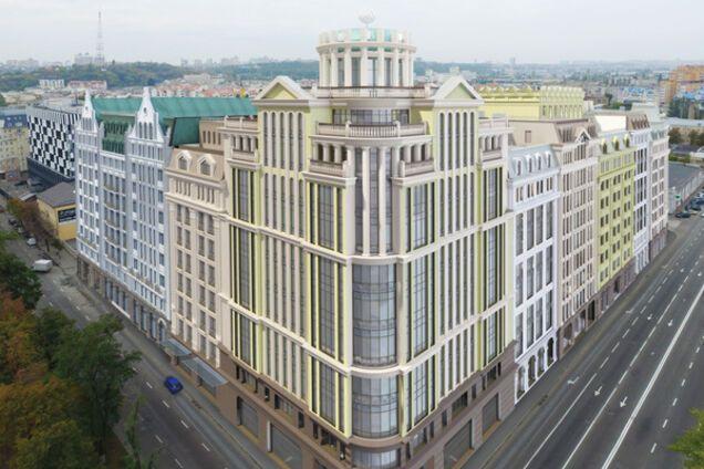 'Зеленый' БЦ ASTARTA благоустроит  несколько улиц в Киеве