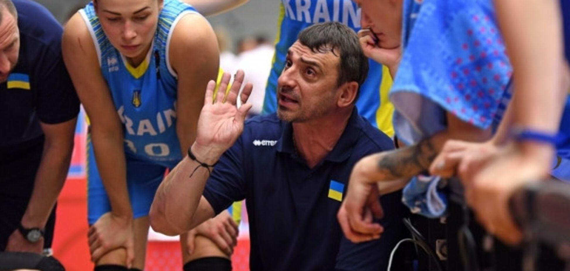Холопов сборная Украины