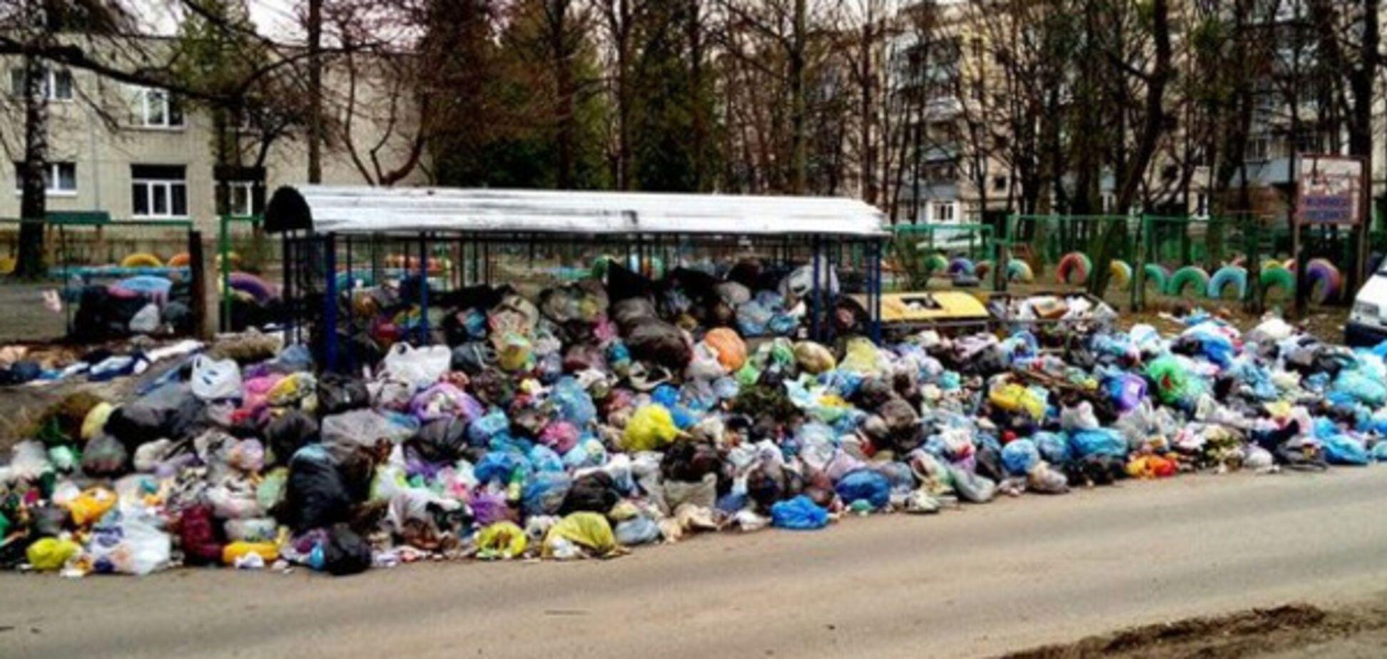 Сміттєвий апокаліпсис у Львові