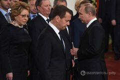Путін і Медведєв