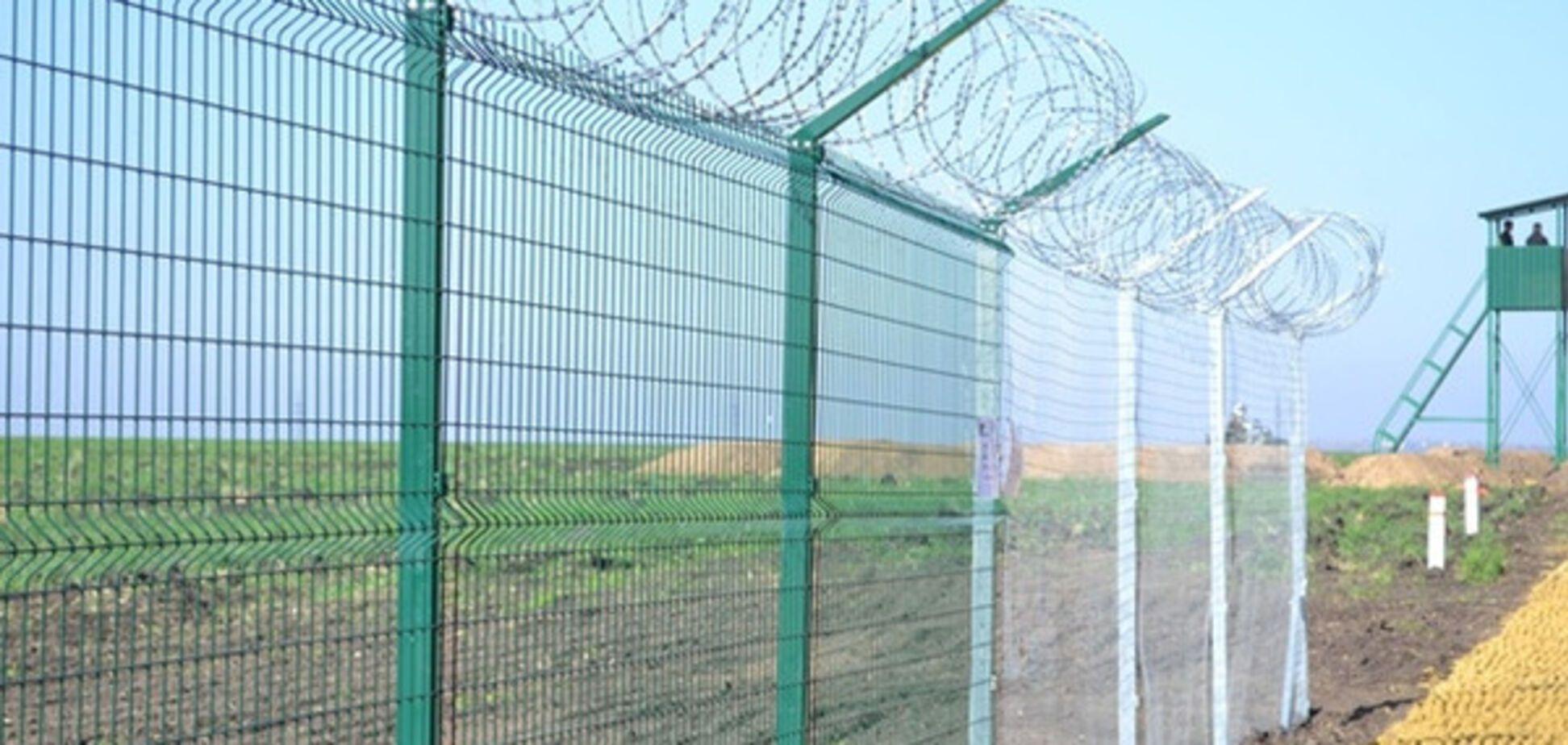 Стіна на кордоні з Росією