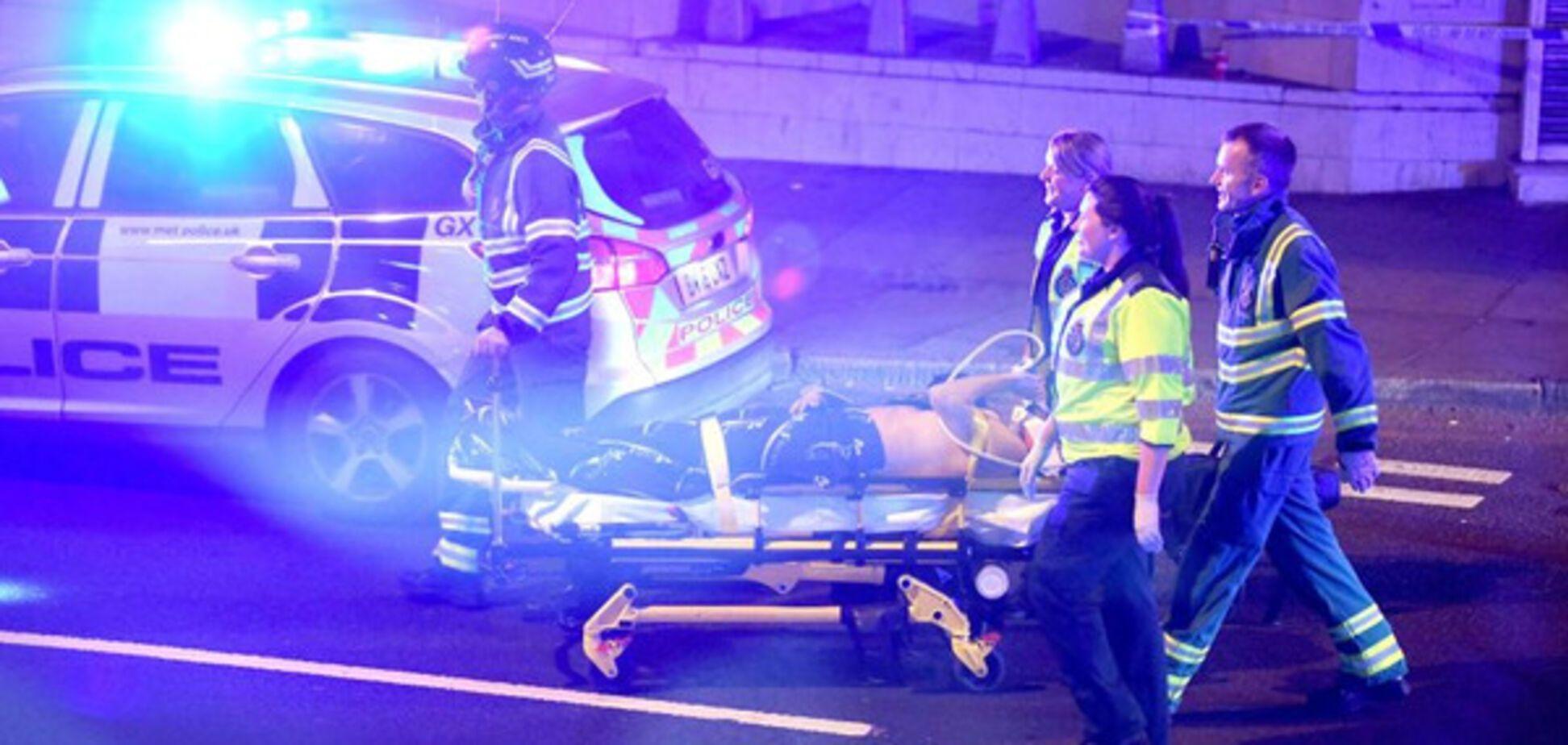 Теракт в Лондоне