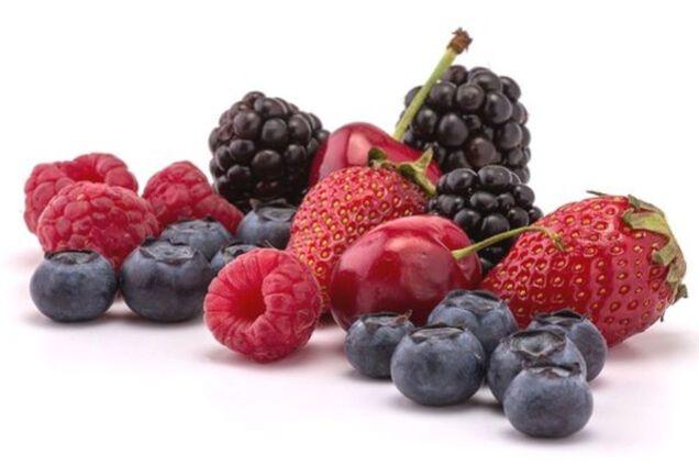 ТОП-6 самых полезных ягод лета изоражения