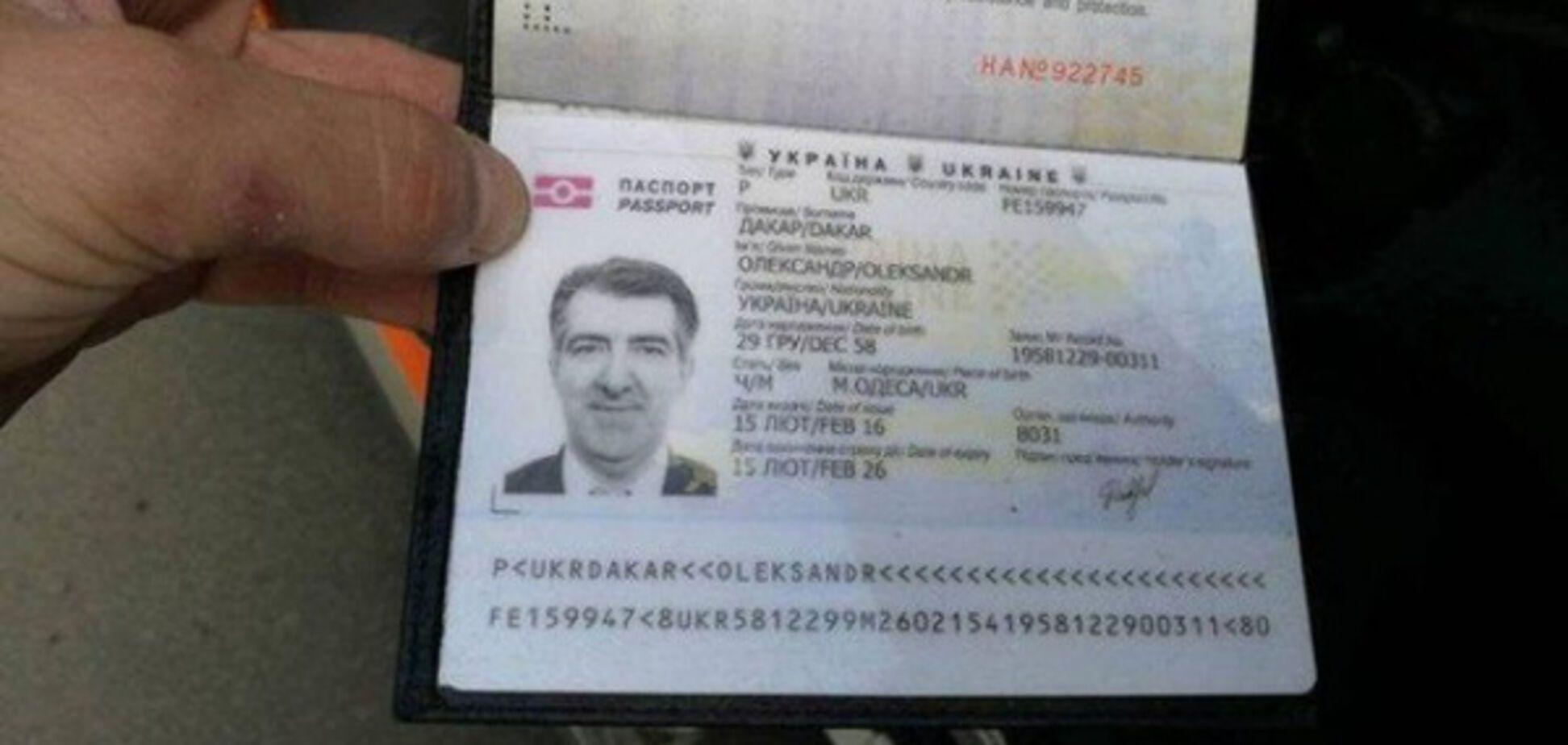 Покушение на Осмаева и Окуеву: стало известно, откуда у киллера украинский паспорт