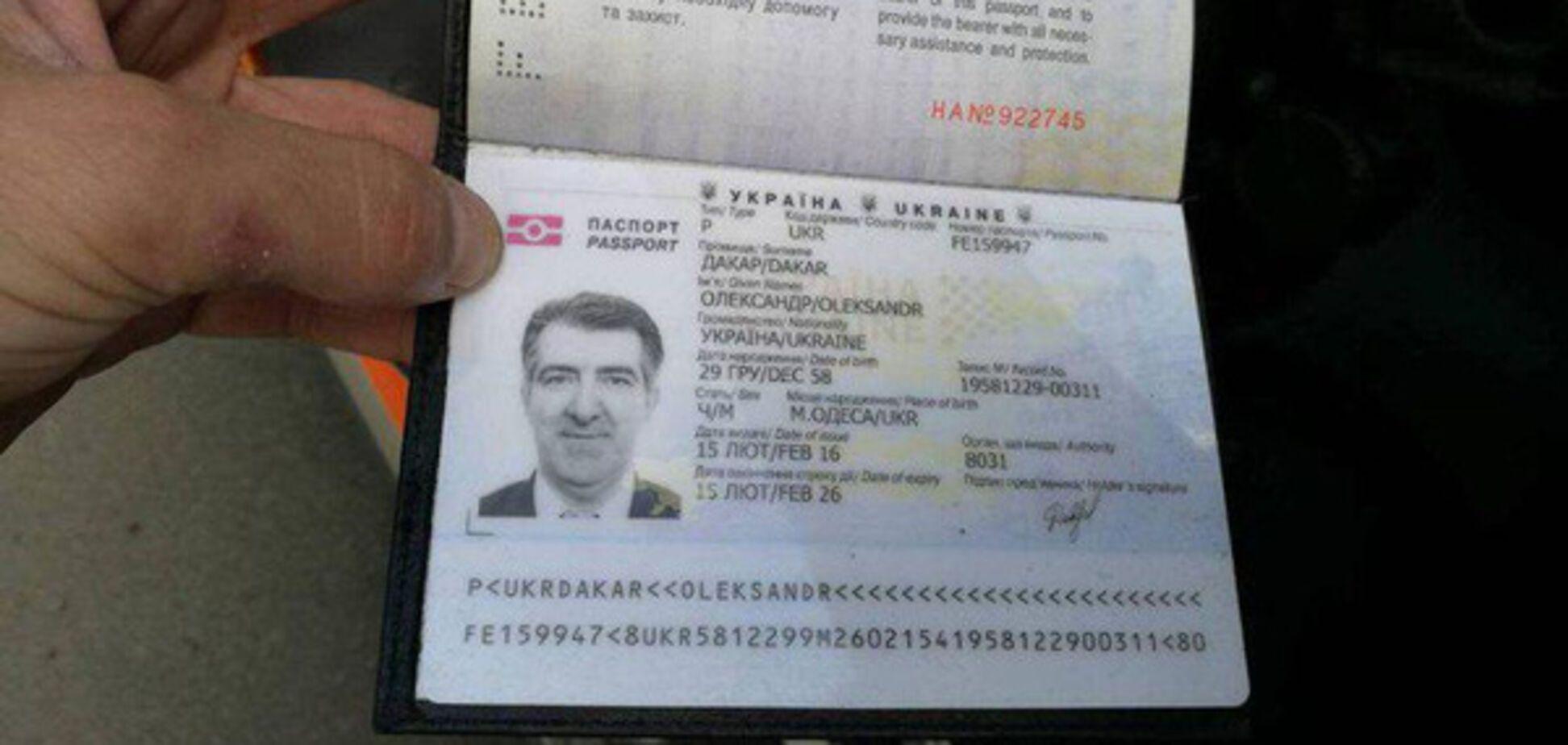 Нападник на Осмаєва виявився особистим кілером Кадирова