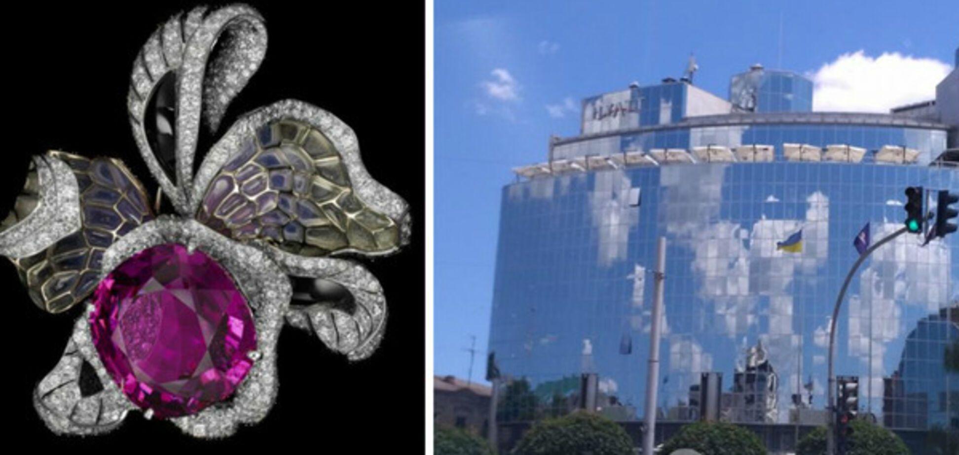 Вооруженный разбой в Hyatt Kyiv: спутницу топ-банкира ограбили на миллионы