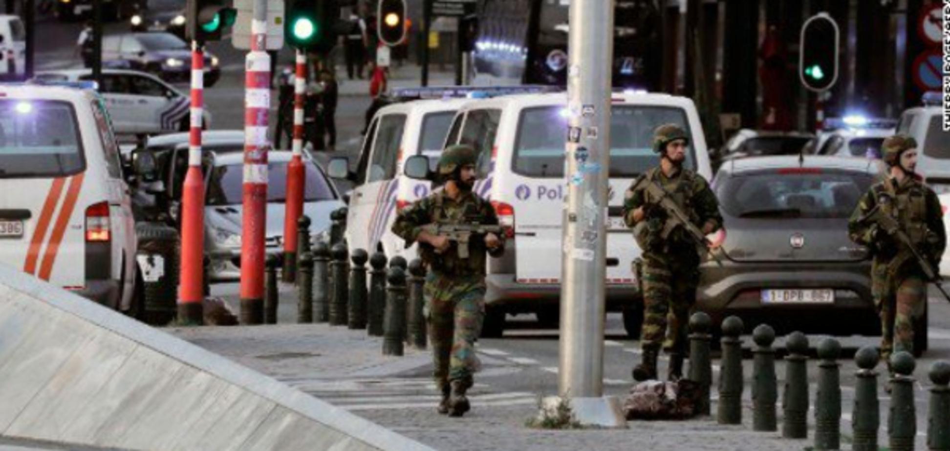 Теракт в Брюсселі