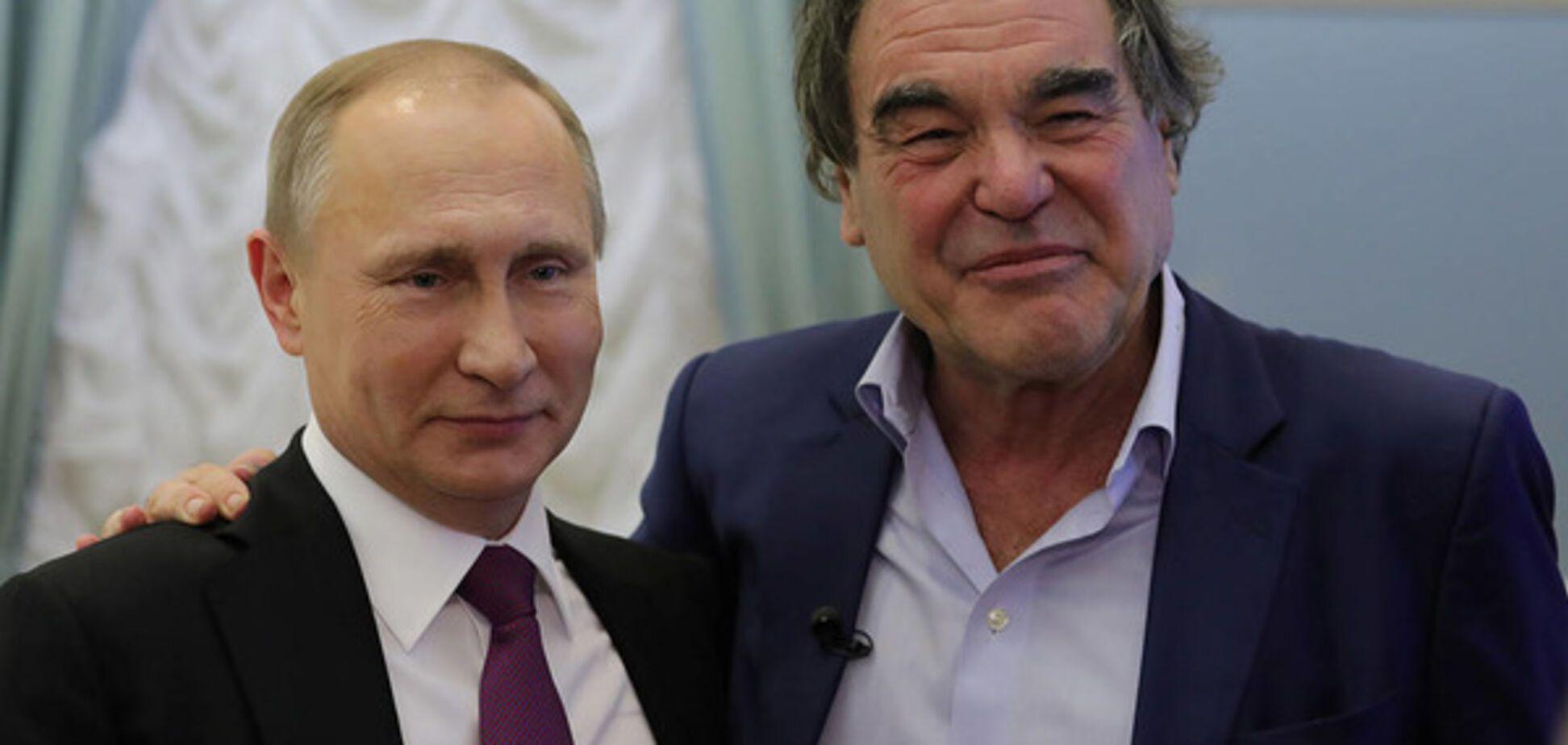 Владимир Путин, Оливер Стоун