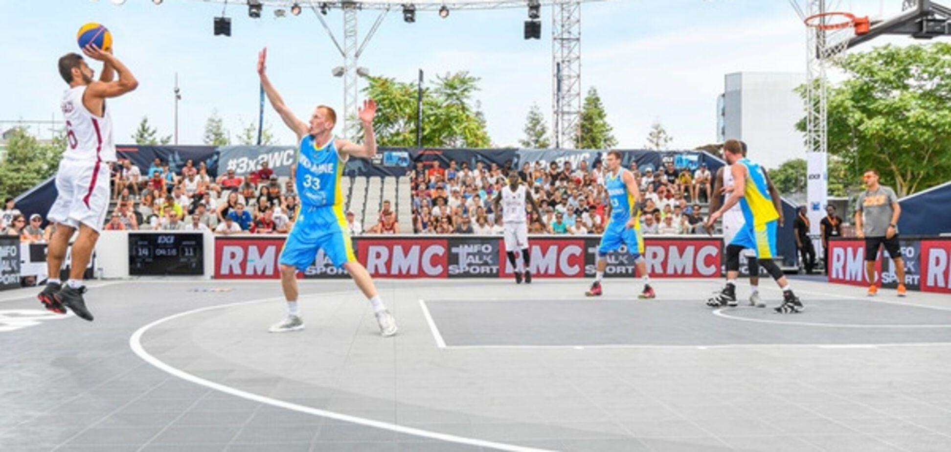 Україна на Кубку світу з баскетболу 3х3: анонс чвертьфінальних матчів