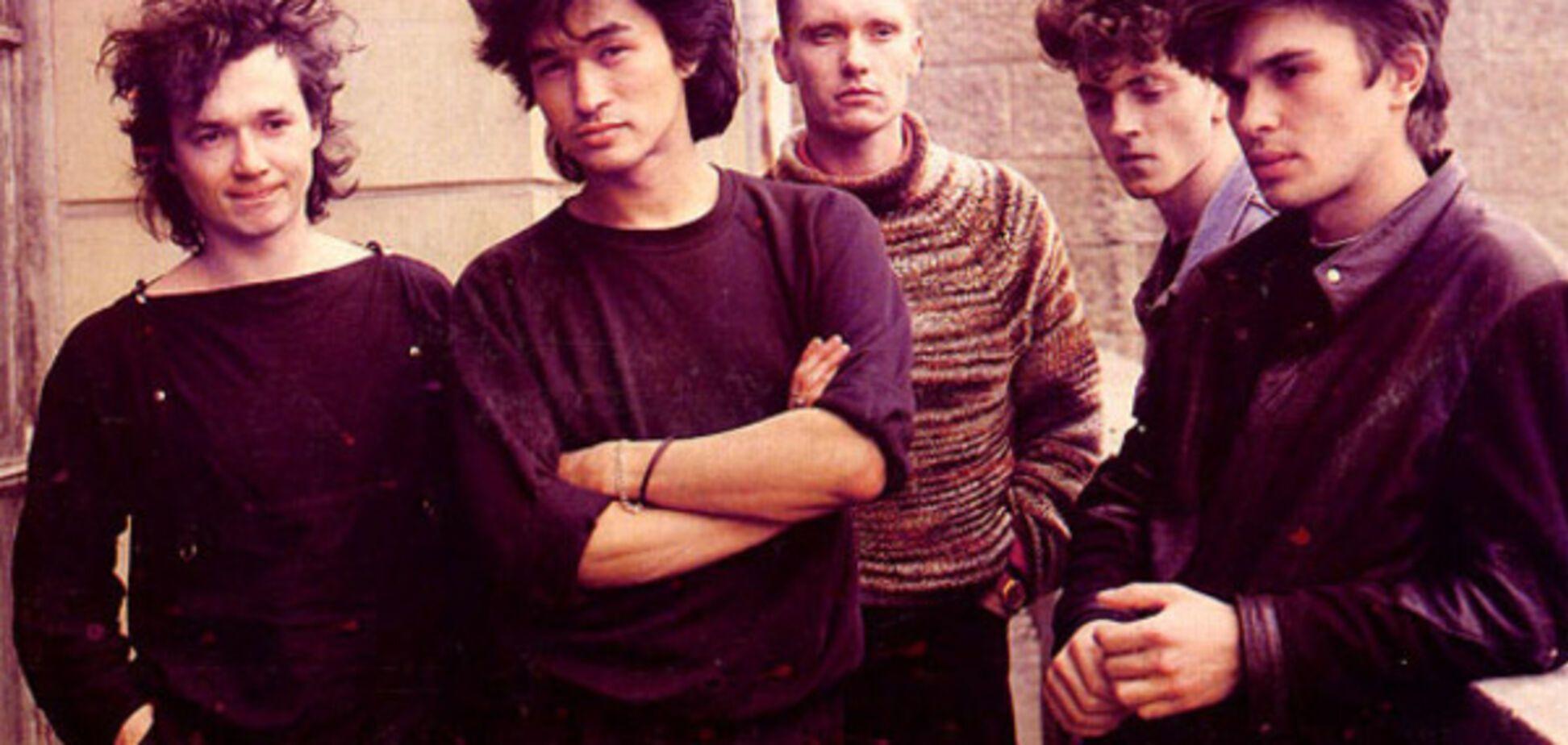 День народження Цоя: обираємо кращу пісню гурту 'Кіно'