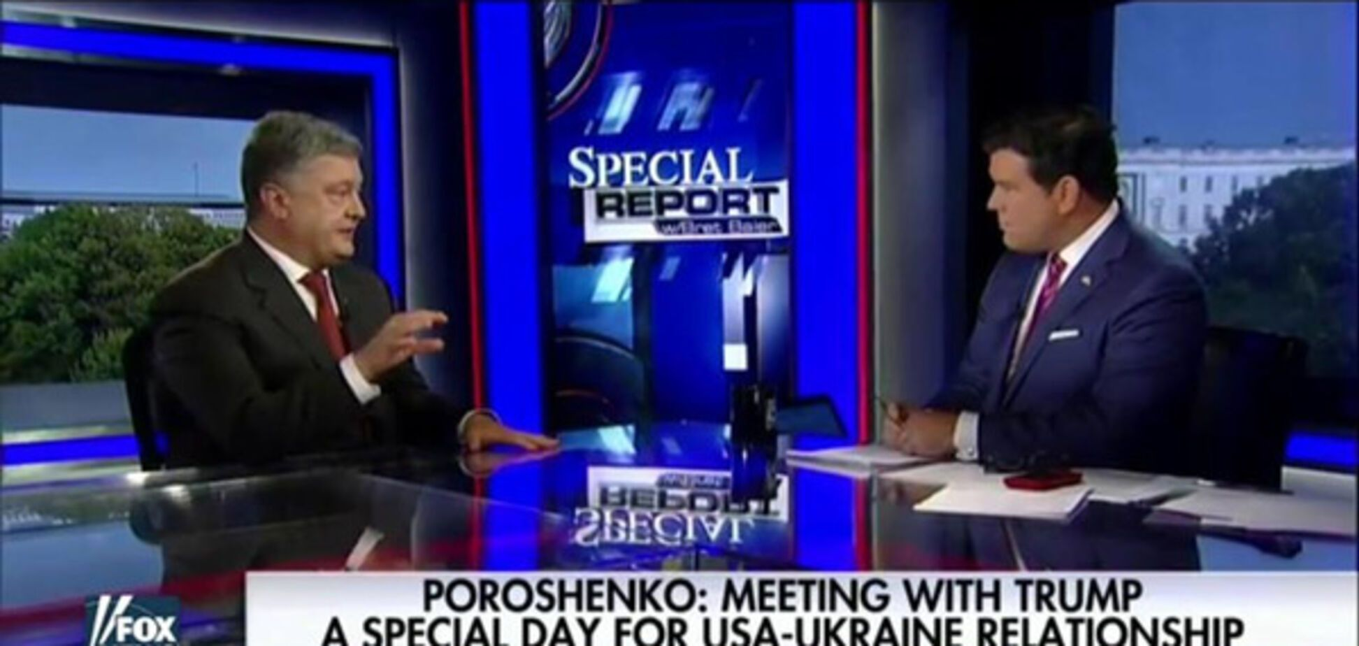 Порошенко в интервью FoxNews: настоящая Украина рождается сейчас