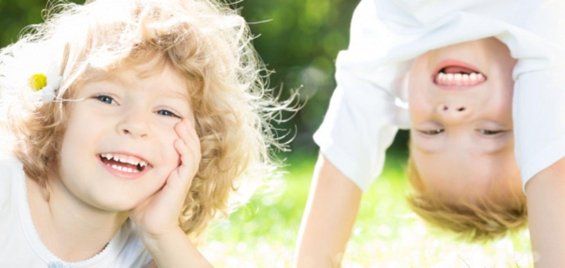 Укрепляем иммунитет: несколько упражнений для детской летней гимнастики