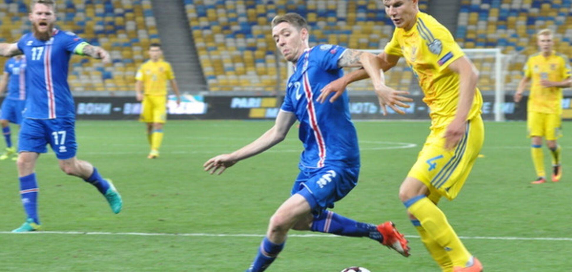 Эдуард Соболь сборная Украины