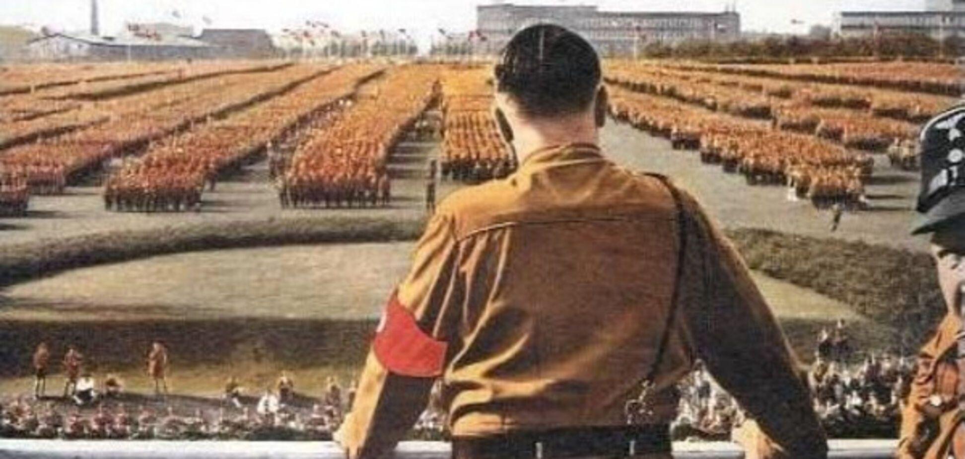 Гитлер. Война