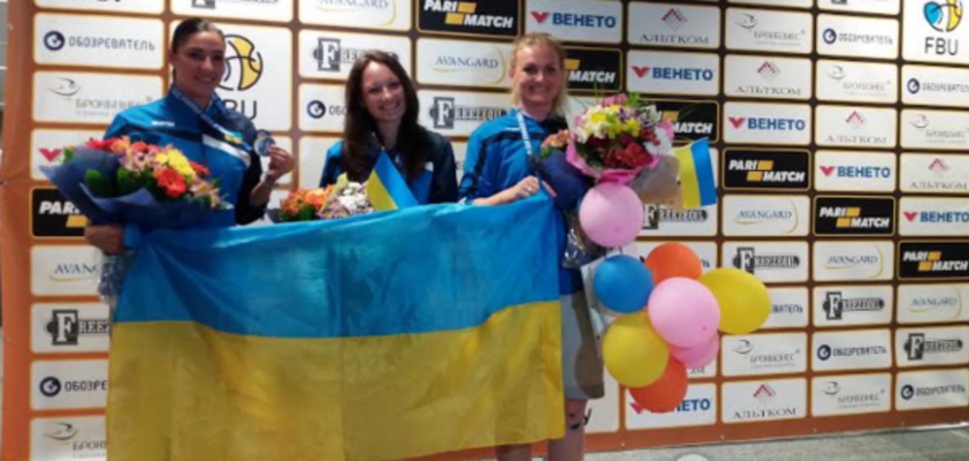 Гордість України: призерки Кубка світу з баскетболу 3х3 повернулися додому