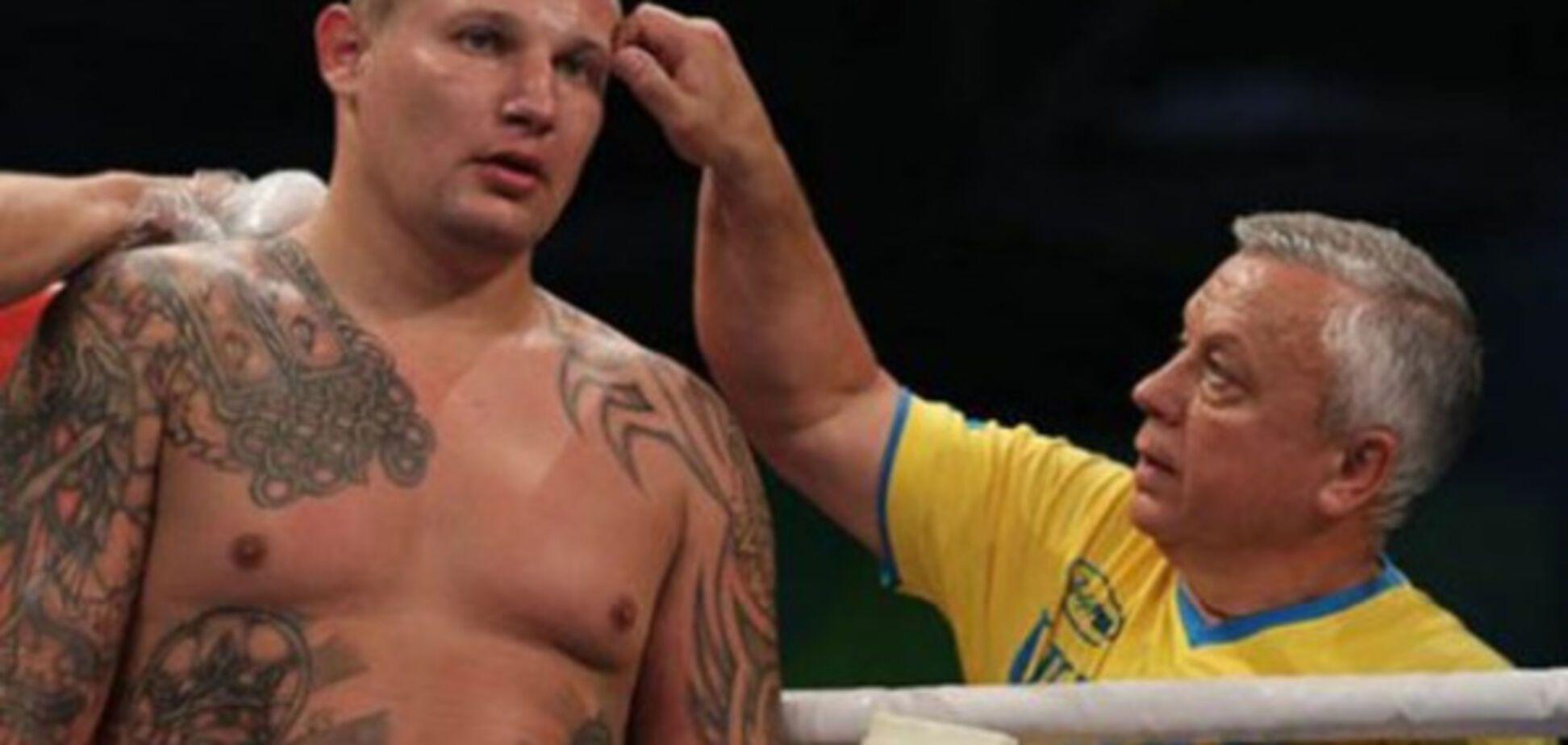 Андрей Руденко бокс